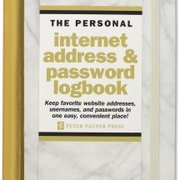 Marble, Address & Password Logbook