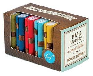Magic Library, A Jacob's Ladder for Book Lovers