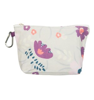 Cotton shopper, Floral