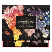 Wendy Gold Full Bloom Playing Card Set