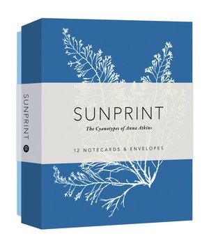 Sunprint Notecard Box