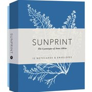 Sunprint Notecard Box