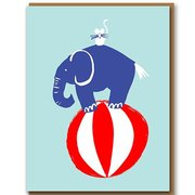 Elephant, Greeting Card