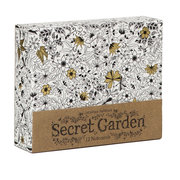 Secret Garden, 12 Notecards