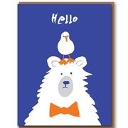 Bear, Greeting Card