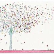 Tree of Hearts, Notecard Box, 14 cards