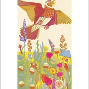 Lark Ascending, Greeting Card