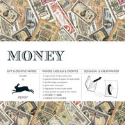 Money, Gift & Creative Paper Book