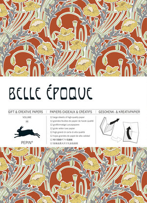 Belle Epoque, Gift & Creative Paper Book