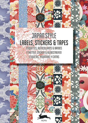 Japan Style, Labels, Stickers & Tapes