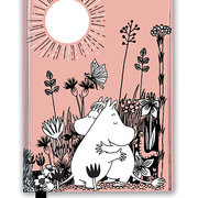 Moomin Love, Foiled Journal