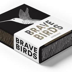Brave Birds Notecards
