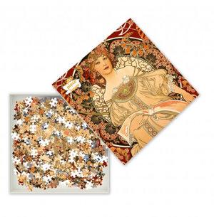 Alphonse Mucha: Reverie, 1000-piece jigsaw