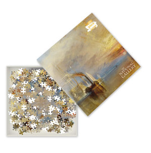 National Gallery Turner: Fighting Temeraire, 1000-piece jigsaw