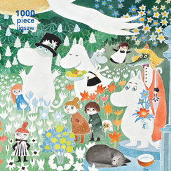 Moomin: The Dangerous Journey, 1000-piece jigsaw