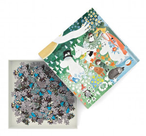 Moomin: The Dangerous Journey , 1000-piece jigsaw