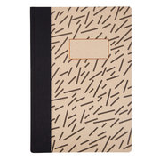 Dash, A4 Quarterbound Notebook