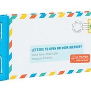 Letters To Open On Your Birthday