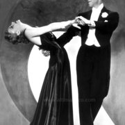 Fred Astaire and Ginger Rogers, Greeting Card