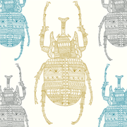 Stag Beetle, Eden Project, Greeting Card