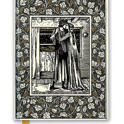 Wiilliam Morris: The Story of Troilus & Criseyde, Foiled Journal
