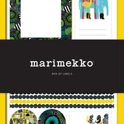 Marimekko Box of Labels