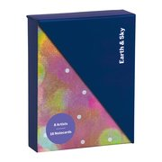 Moma Earth & Sky Notecard Folio Box