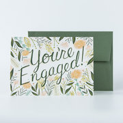 You're Engaged, Greeting Card