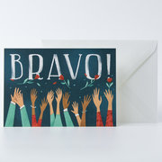 Bravo!, Greeting Card