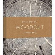 Woodcut, 24 Postcards