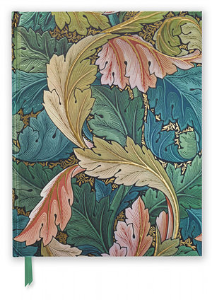 William Morris: Acanthus, Blank Sketch Book