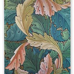 William Morris: Acanthus, Blank Sketch Book