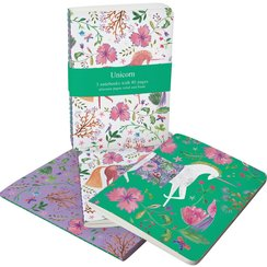 Over the Rainbow A6 Exercise Books Bundle
