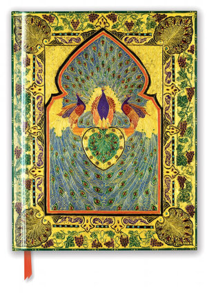 British Library: Rubaiyat of Omar Khayyam, Blank Sketch Book