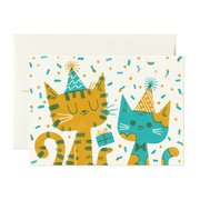 Cats, Greeting Card