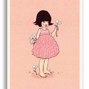 Sophia, Belle & Boo Playtime Postcards