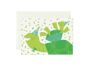 Tortoises, Greeting Card