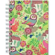 Woodland, Spiral Bound Notebook, 80 sheets