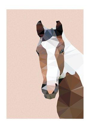 Horse, Print A3
