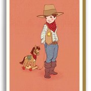 Yee haw, Belle & Boo Playtime Cards