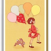 Balloon, Belle & Boo Playtime Cards