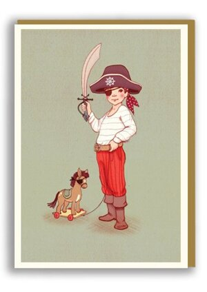 Ahoy there, Belle & Boo Playtime Cards