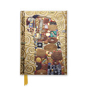 Klimt: Fulfillment (Foiled Pocket Journal)