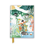Moomin, The Dangerous Journey  (Foiled Pocket Journal)