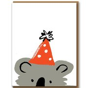 Koala, Greeting Card