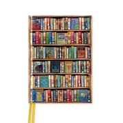Bodleian Library: Hobbies and Pastimes Bookshelves (Foiled Pocket Book)
