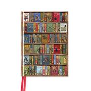 Bodleian Library: High Jinks Bookshelves (Foiled Pocket Journal)
