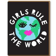 Rule The World, Greeting Card