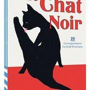Le Chat Noir, 20 Correspondence Cards & Envelopes