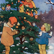 The Sphere, 1926, Christmas Greeting Card